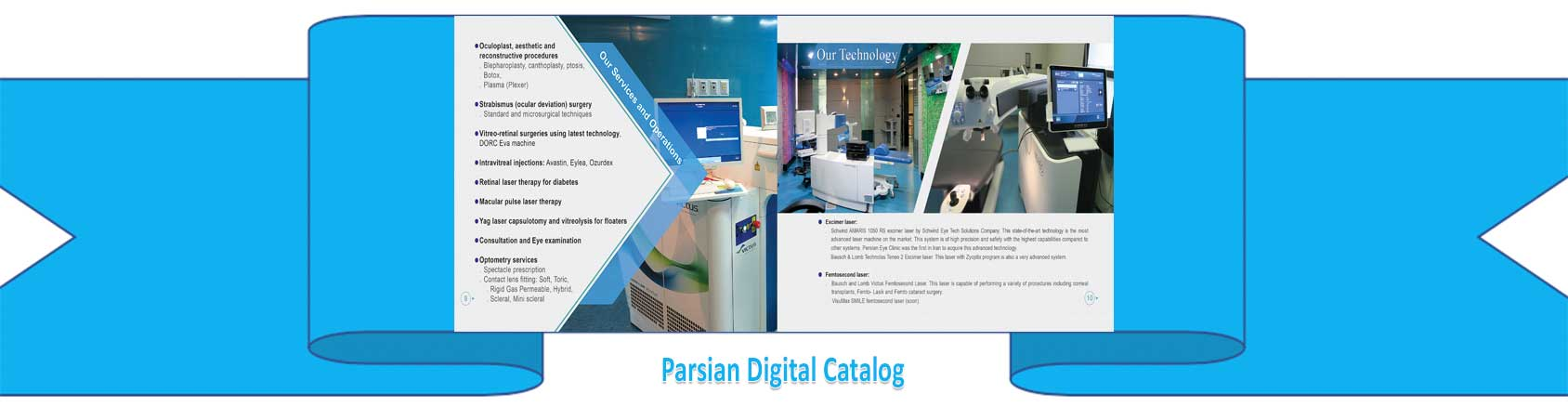 Catalog parsian English